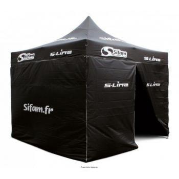 Barnum sifam Pliant 3x3m livré avec 4 côtés