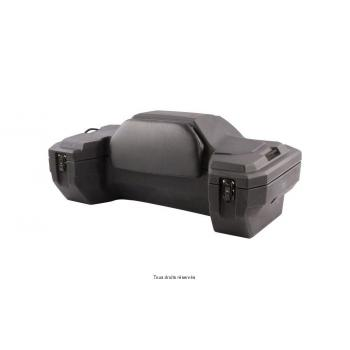Coffre top case quad noir 82L