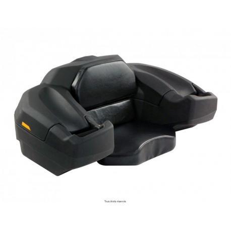 Coffre top case quad noir 75L