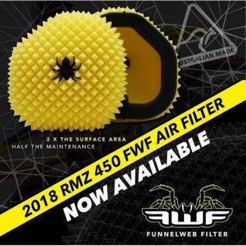 FILTRE À AIR FWF 450 RMZ 18