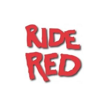 Die Cuts Sticker Packs Factory Effex Ride Red (x3)
