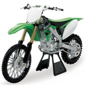Kawasaki KXF 450 12 1/6° NewRay
