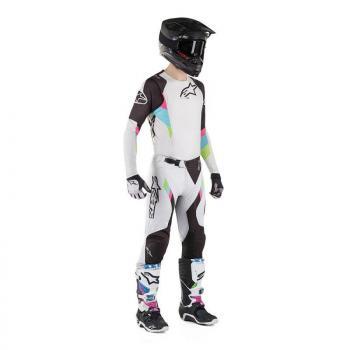 Pantalon Alpinestars Supertech Cool Gray Black 36-3