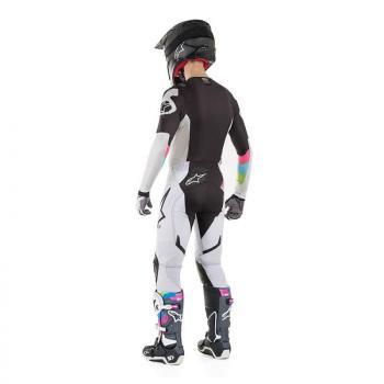 Pantalon Alpinestars Supertech Cool Gray Black 36-4