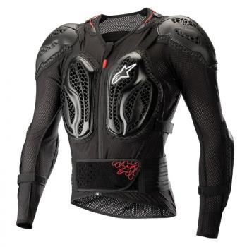 Gilet Alpinestars Bionic Action Jacket Black Red S