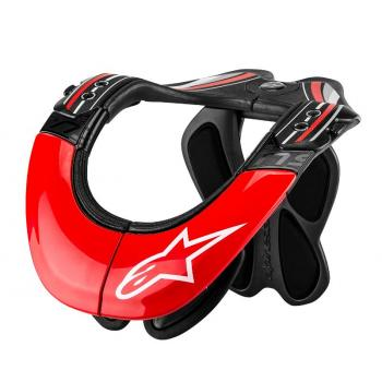 Bionic Neck Support Alpinestars Tech Carbon L/XL 6500014-L