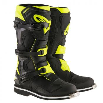 Bottes Alpinestars Tech 1 Black Yellow Fluo 13 (48)