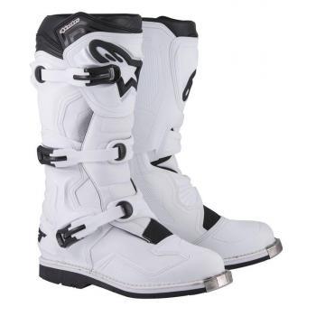 Bottes Alpinestars Tech 1 White 14 (49.5)