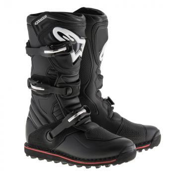 Bottes Alpinestars Tech T Black Red 12 (47)