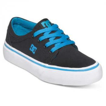 Chaussure enfant DC Trase black/turquoise 12.5(30)-ADBS300083-BTU