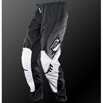 Pantalon Enfant MSR Axxis Black White 26