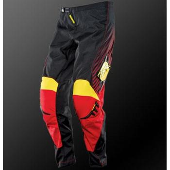 Pantalon Enfant MSR Axxis Red Yellow 28