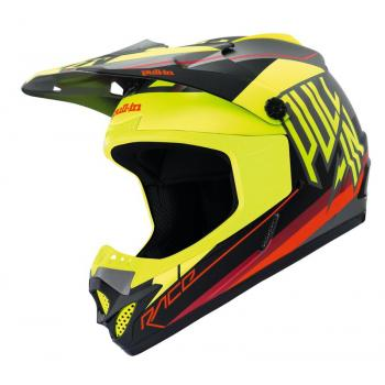 Casque Pull In Adulte Neon Yellow XS