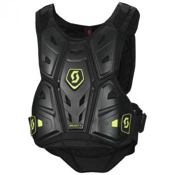 Pare Pierres Scott Body Armor Commander 2 Black Green XL