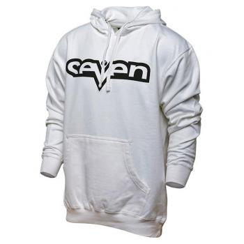 Sweat Seven Brand White XL