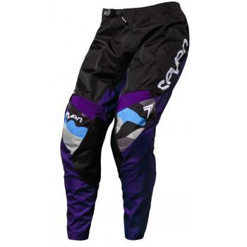 Pantalon Enfant Mini Seven Annex Soldier Purple 22