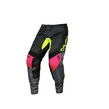 Pantalon Enfant Mini Seven Annex Ignite Black/Flo Yellow 22
