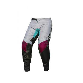Pantalon Enfant Mini Seven Annex Ignite Black/Maroon 20