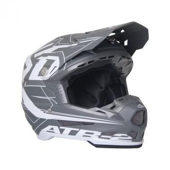 Casque 6D ATR-2 Aero Grey S