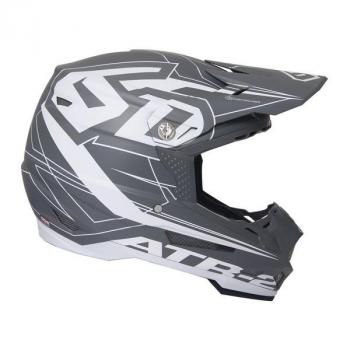 Casque 6D ATR-2 Aero Grey L-2