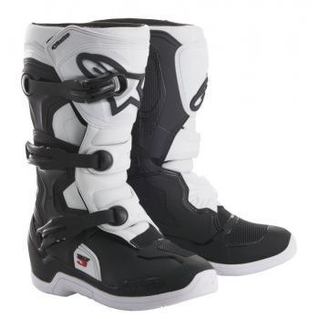 Bottes Enfants Alpinestars Tech 3S Black White 11 (29)