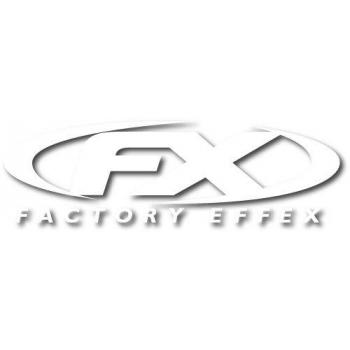 Die Cuts sticker Factory Effex 91cm Corporate black