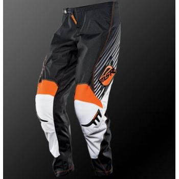 Pantalon Enfant MSR Axxis Black Orange 18