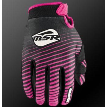Gants Enfant MSR Starlet Black Pink XL