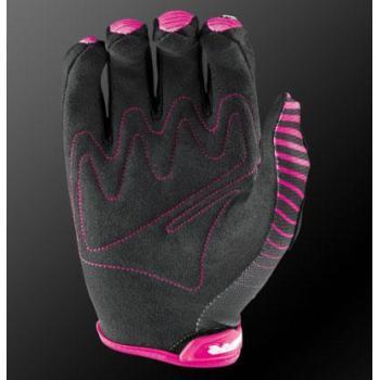 Gants Enfant MSR Starlet Black Pink XL-2
