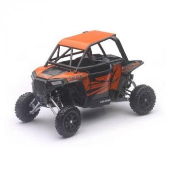 Polaris RZR XP 1000 Orange 1/18° NewRay