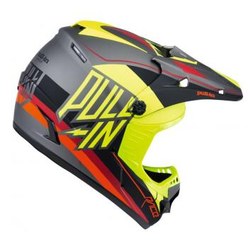 Casque Pull In Enfant Neon Yellow L-2