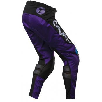 Pantalon Enfant Mini Seven Annex Soldier Purple 18-2