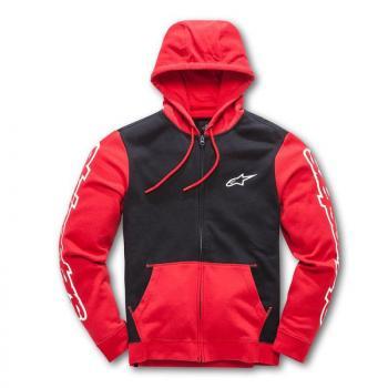 Sweat a Capuche Alpinestars Machine Red/Black 2XL