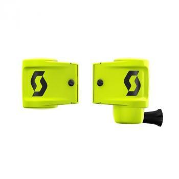Kit Roll Off Complet Scott WFS Kit Antistick Grid Hustle Neon Yellow