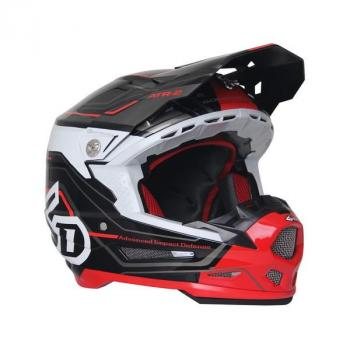 Casque 6D ATR-2 Circuit Black XS
