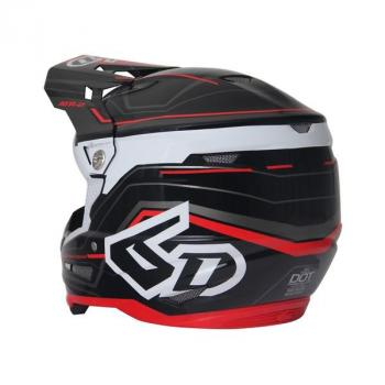 Casque 6D ATR-2 Circuit Black XS-3