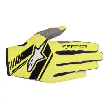 Gants Alpinestars Neo Yellow Fluo Black S