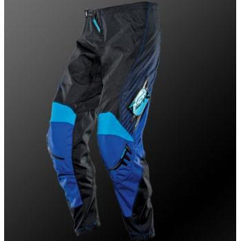 Pantalon Enfant MSR Axxis Blue Cyan 22