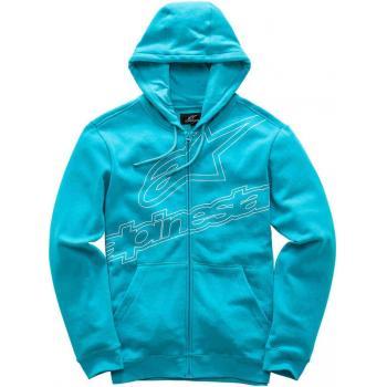 Sweat a Capuche Alpinestars Apparatus Turquoise M