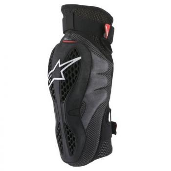 Genouilleres Alpinestars Sequence Black Red 2XL
