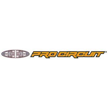 Dealer Packs stickers Factory Effex Pro-Circuit (x5)