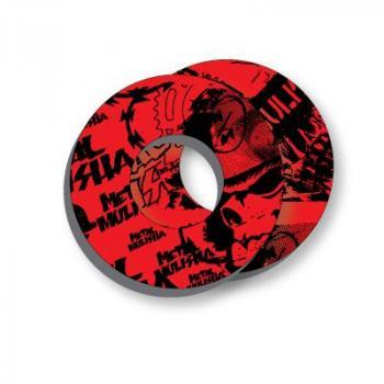 Donuts Metal Mulisha Factory Effex Red/black