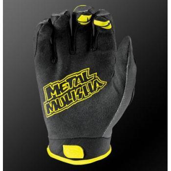 Gants MSR Metal Mulisha Scout Black M-2