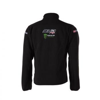Polaire zip Team BUD racing 15 8 ans