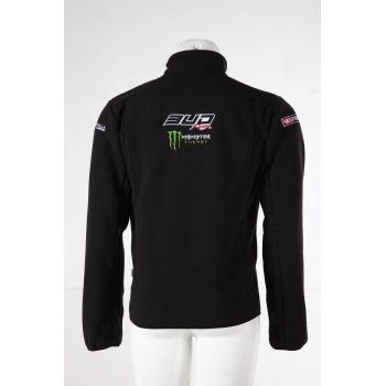 Polaire zip Team BUD racing 15 8 ans-2