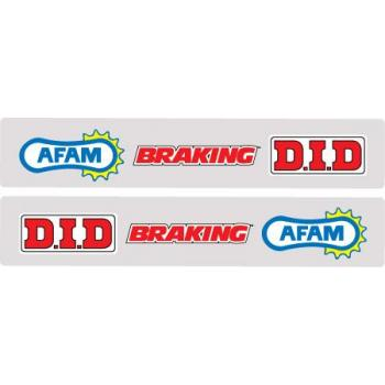 Deco de bras oscillant Factory Effex Afam/Braking/DID