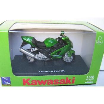 Kawasaki ZXR-12 R 1/32° NewRay-5