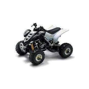 Quad miniature Yamaha Raptor 660 white 1/32° NewRay