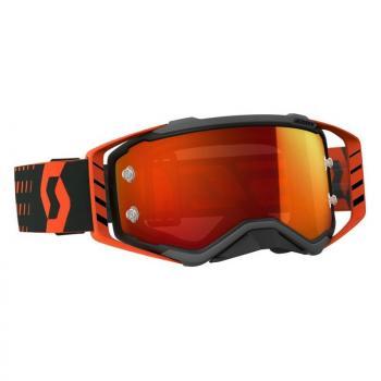 Masque Scott Prospect Black Orange / Orange Chrome Works