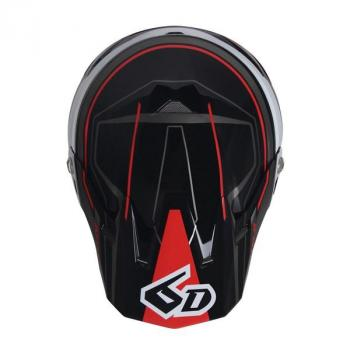 Casque 6D ATR-2 Circuit Black M-4